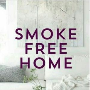 Clean & Smoke Free Home